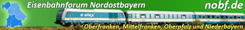 Eisenbahnforum Nordostbayern